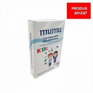masti medicale mumu pentru copii 10pcs