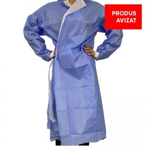 Halat chirurgical steril ranforsat Submed tip A